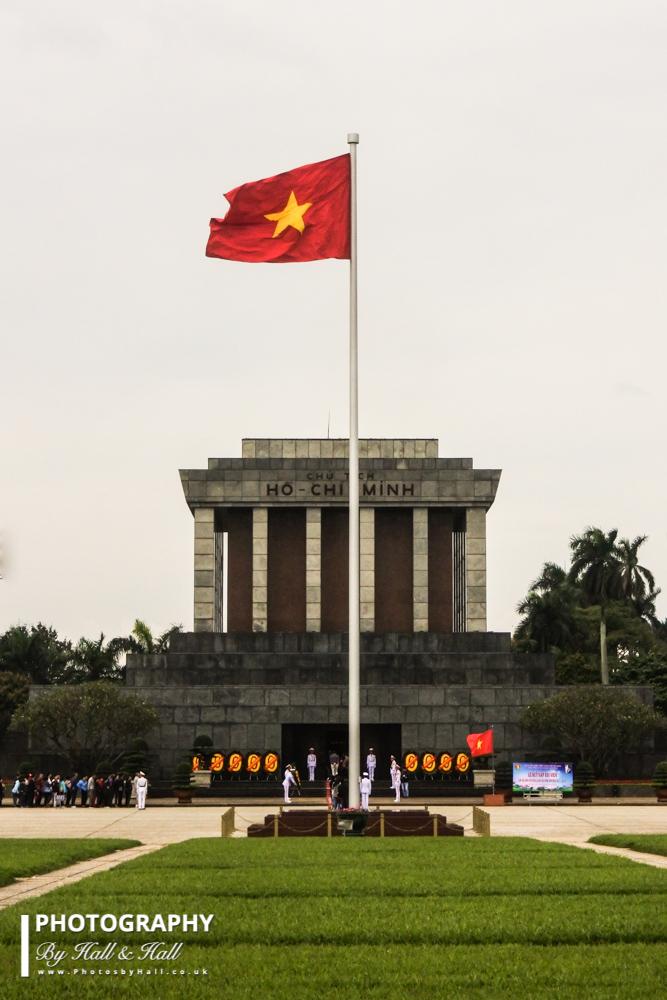Ho Chi Minh Masoleum, Hanoi, Vietnam