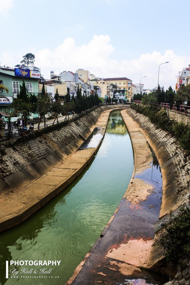 River, Dalat, Vietnam