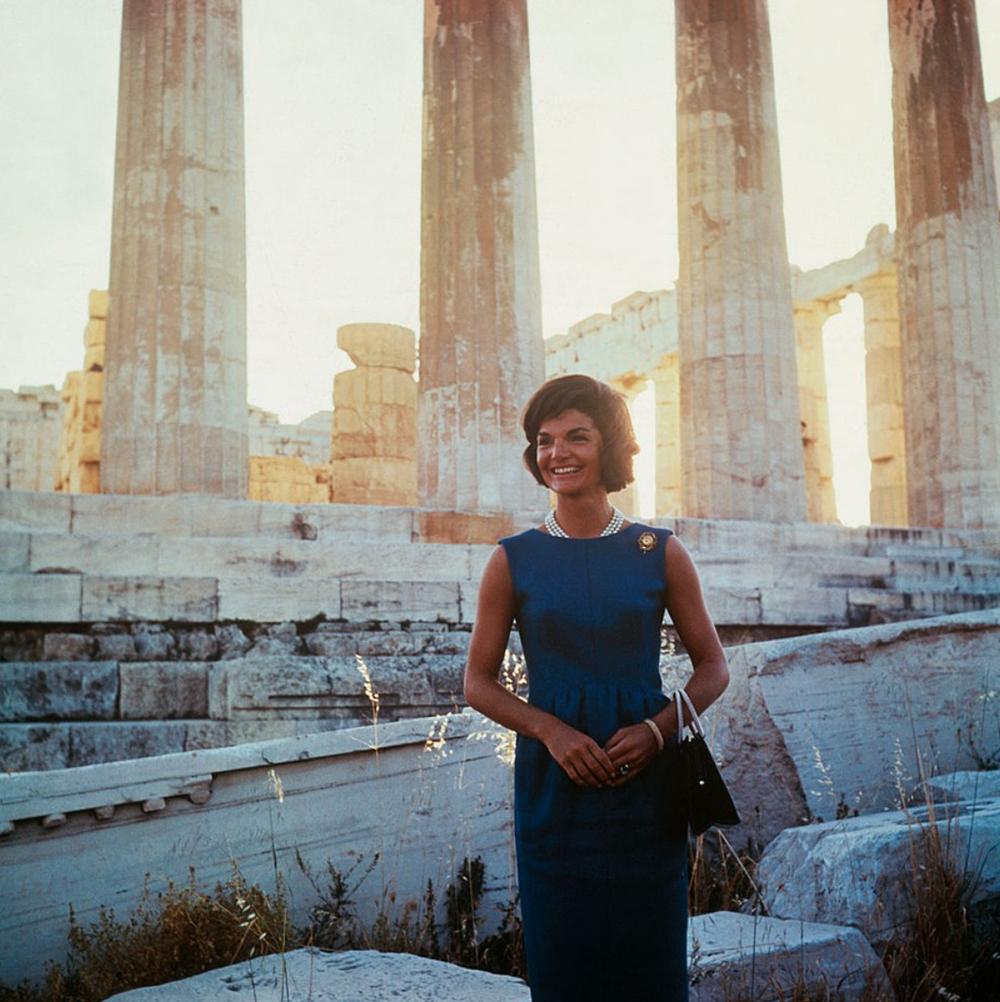 VANITY FAIR - Imaginary Wish List: Jackie Onassis