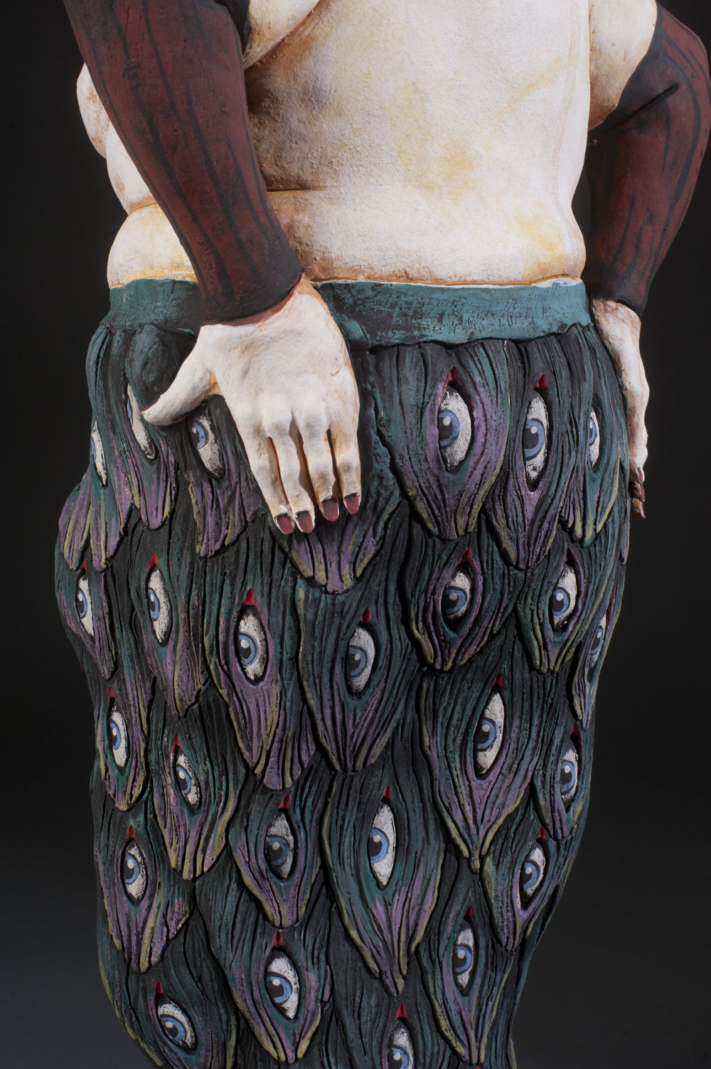 SOUTHER PEACOCK   (Detail)