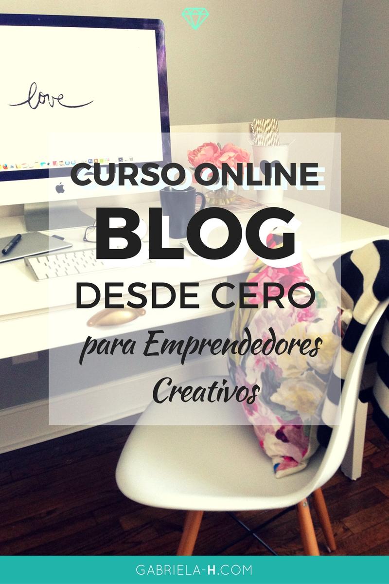 Accedé al curso online totalmente gratuito para empezar a armar tu blog ahora! Hacé click en este enlace para inscribirte y empezar.
