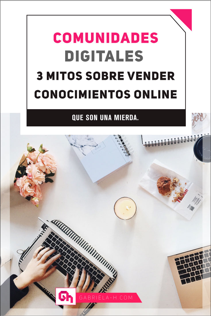 Mitos sobre comunidades digitales