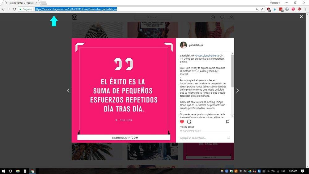 como usar pinterest para compartir posts de instagram