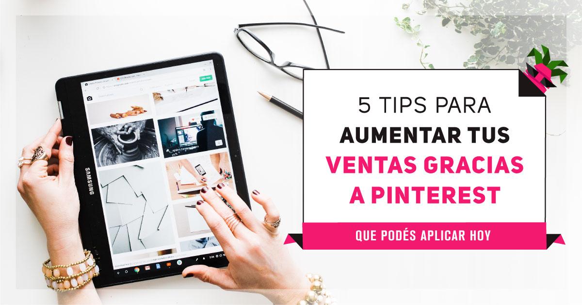 7ac1922edf5b ... tus ventas online gracias a Pinterest — Gabriela H - Productividad