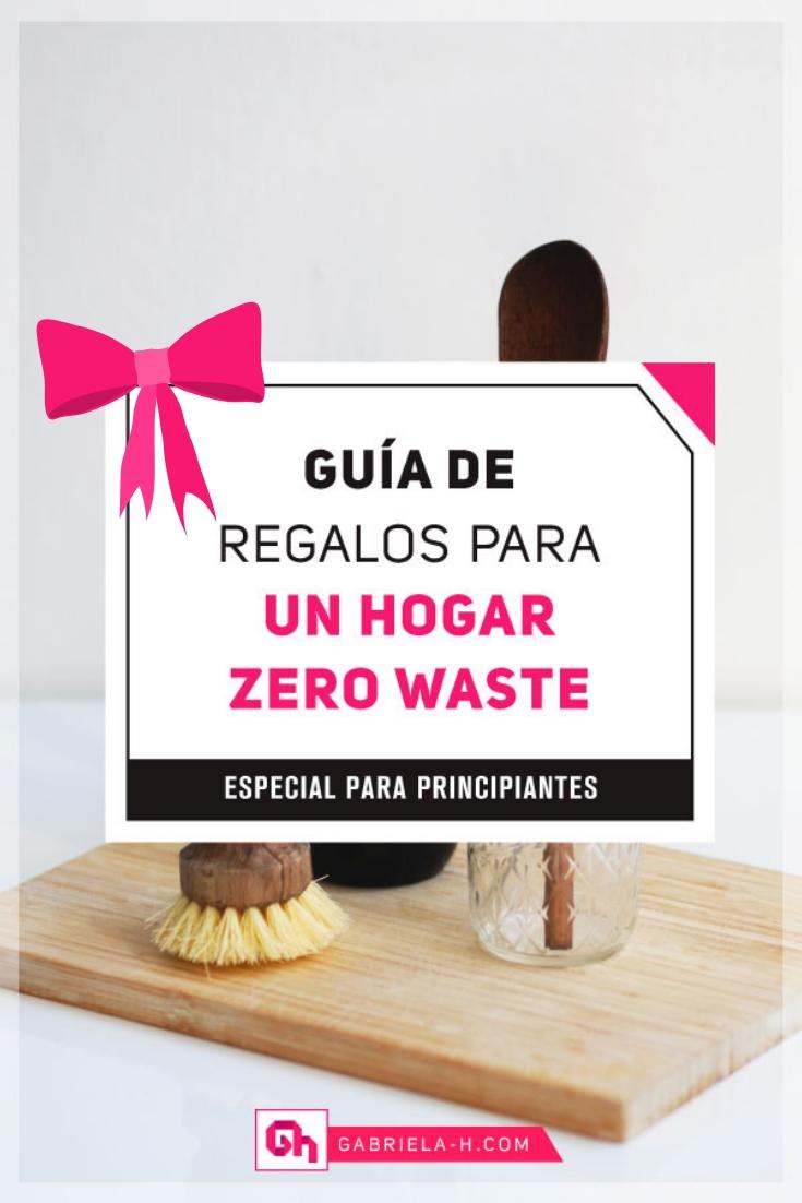 Guía de Regalos para un Hogar Zero Waste #gabrielah #navidad #zerowaste #ecofriendly #regalos #basuracero #estilodevida #navidad2018