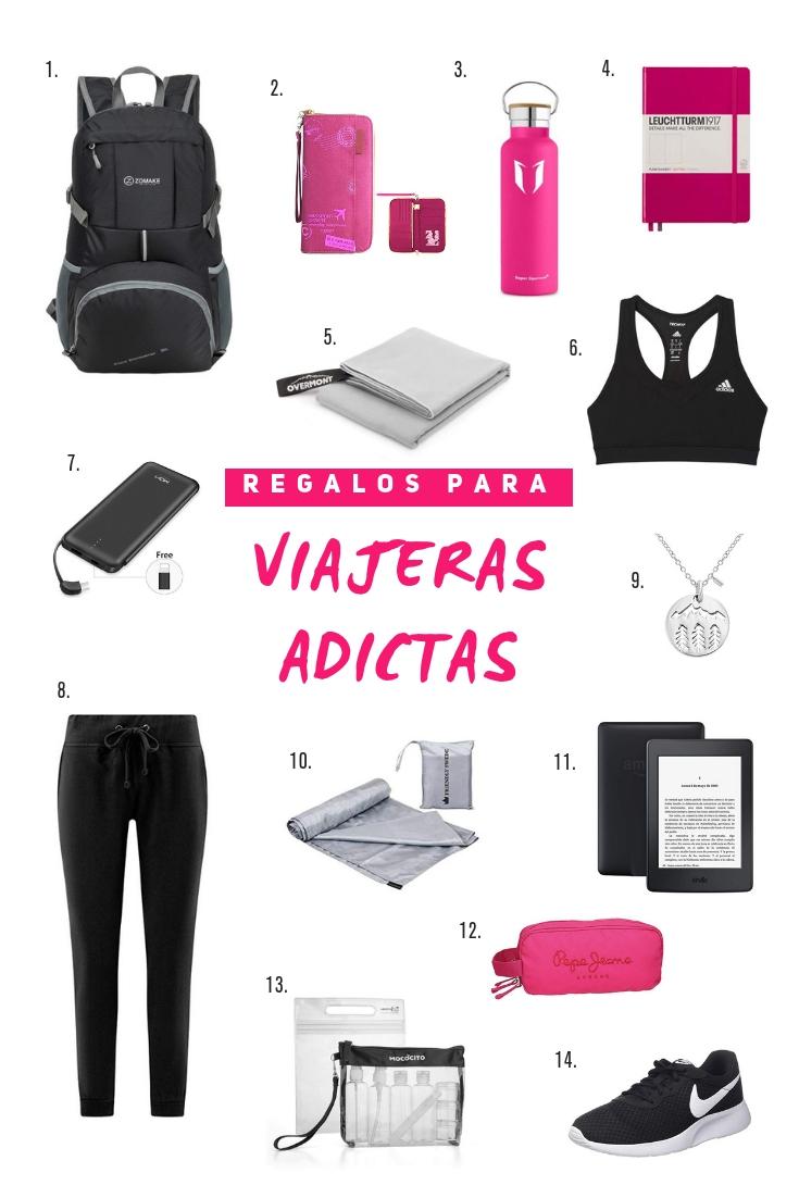 Guía De Regalos Para Viajeras Adictas Gabriela H Productividad