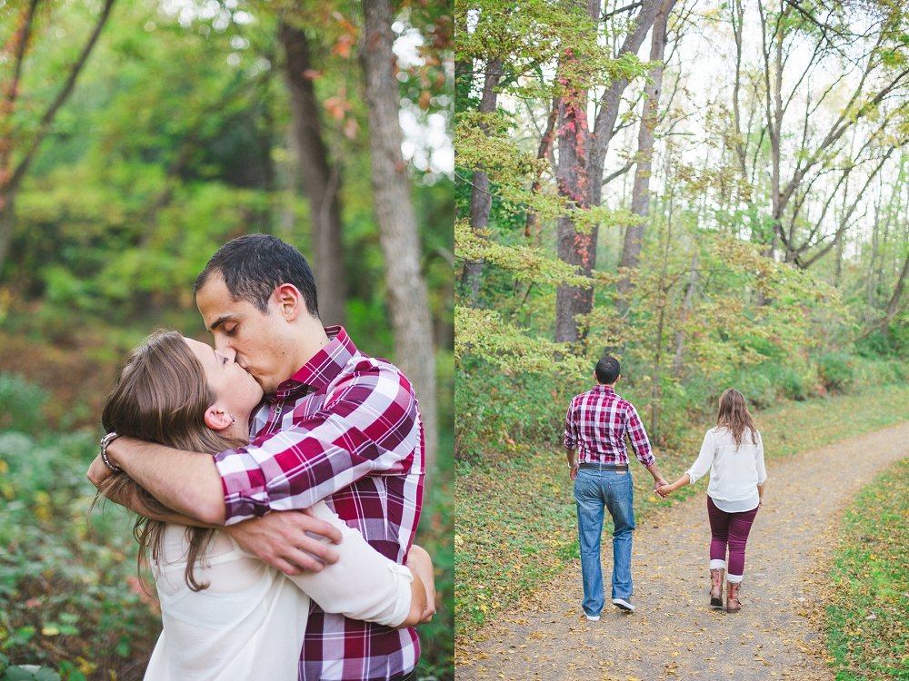 Rochelle Louise Photography, Rochester engagement session, fall engagement session, Minneapolis wedding photographer, Rochester wedding photographer, Minnesota wedding photographer