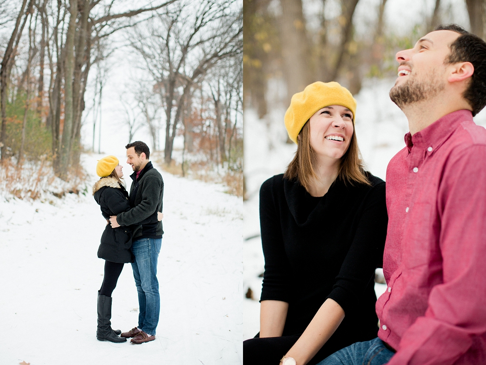 Rochelle Louise Photography, lifestyle session, Minneapolis wedding photographer, Minneapolis engagement session, winter engagement session, cozy winter photo session