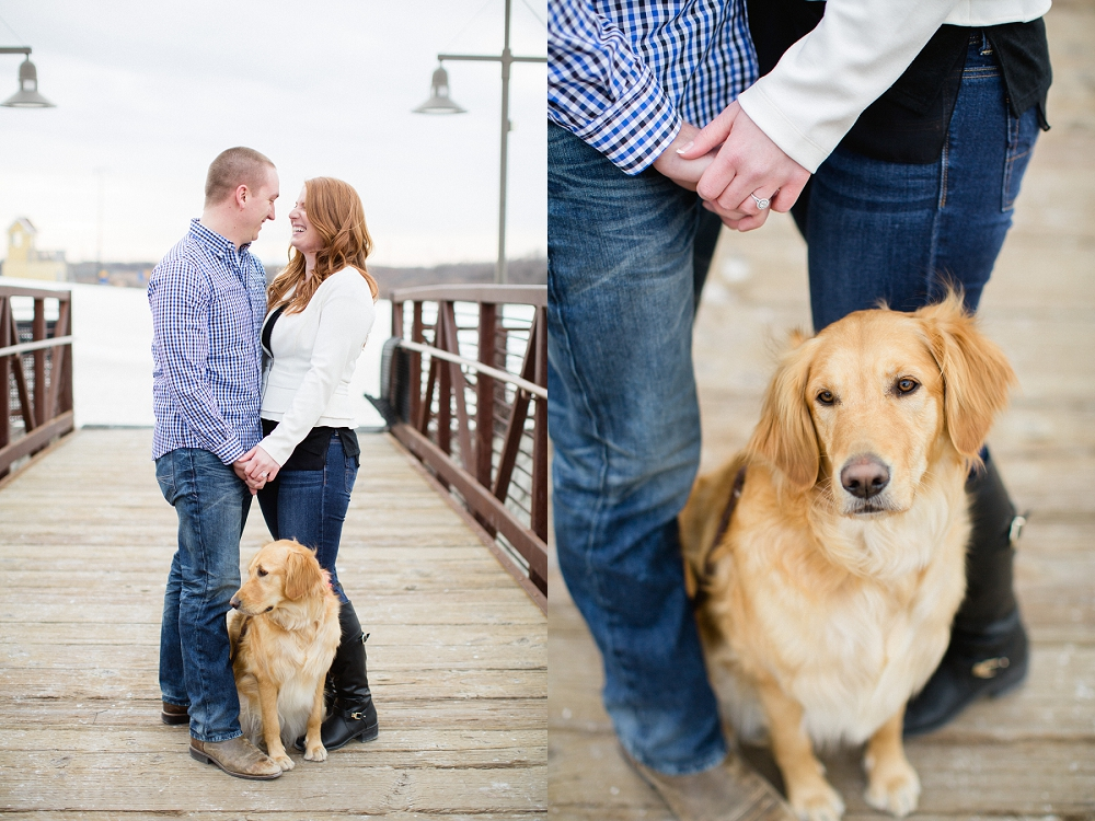Rochelle Louise Photography, Minneapolis wedding photographer, engagement session