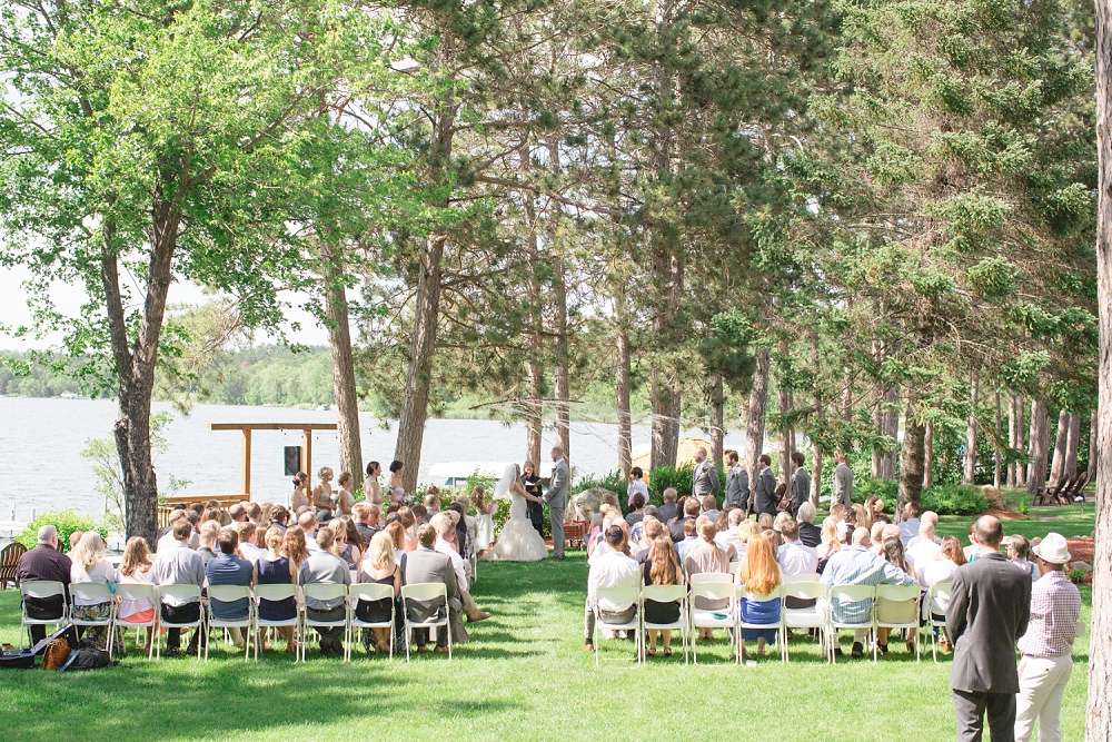outdoor wedding, Rochelle Louise Photography, lake wedding, Minnesota lake wedding, Crosslake wedding, Manhattan Beach Lodge, wedding, Minnesota wedding photographer, Minneapolis wedding photographer, fine art wedding photographer, natural light photographer, photojournalist wedding photographer, candid wedding photos