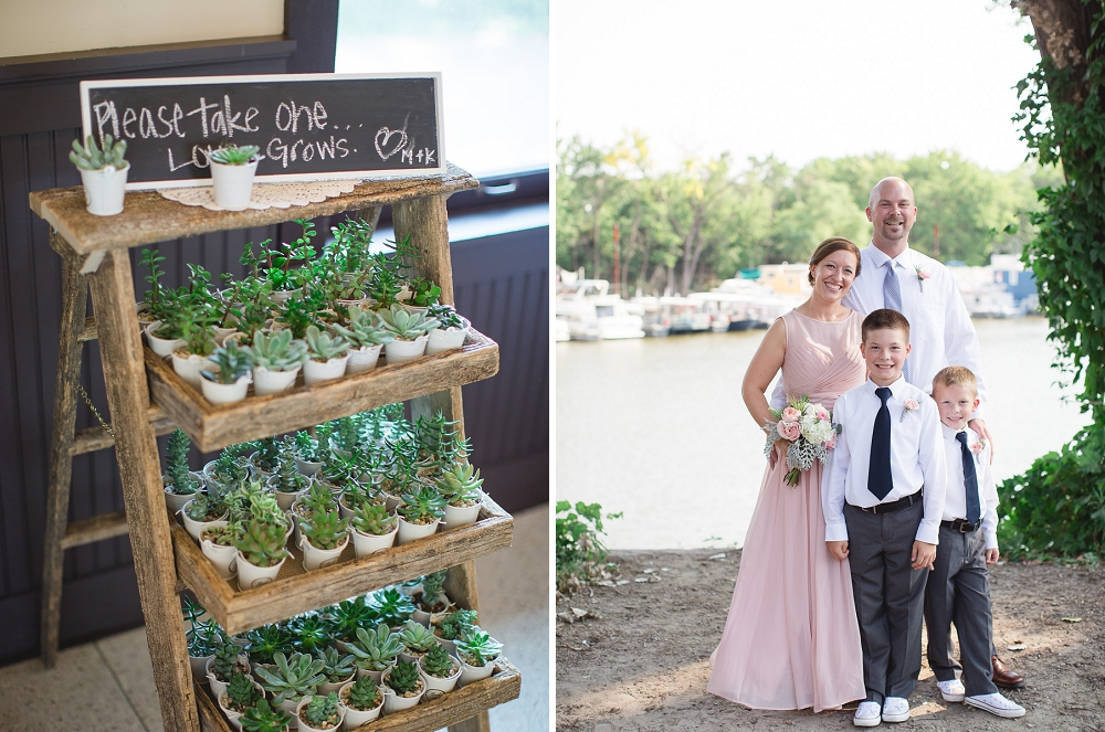 wedding favor succulents, , Rochelle Louise Photography