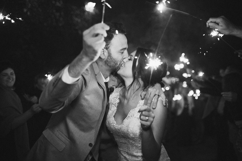 sparkler getaway, bride and groom, wedding sparkler getaway, Rochelle Louise Photography, fine art wedding photographer, Camrose Hill Flower Farm wedding, Camrose Hill wedding, Camrose Hill, organic wedding, fall wedding, stylish wedding