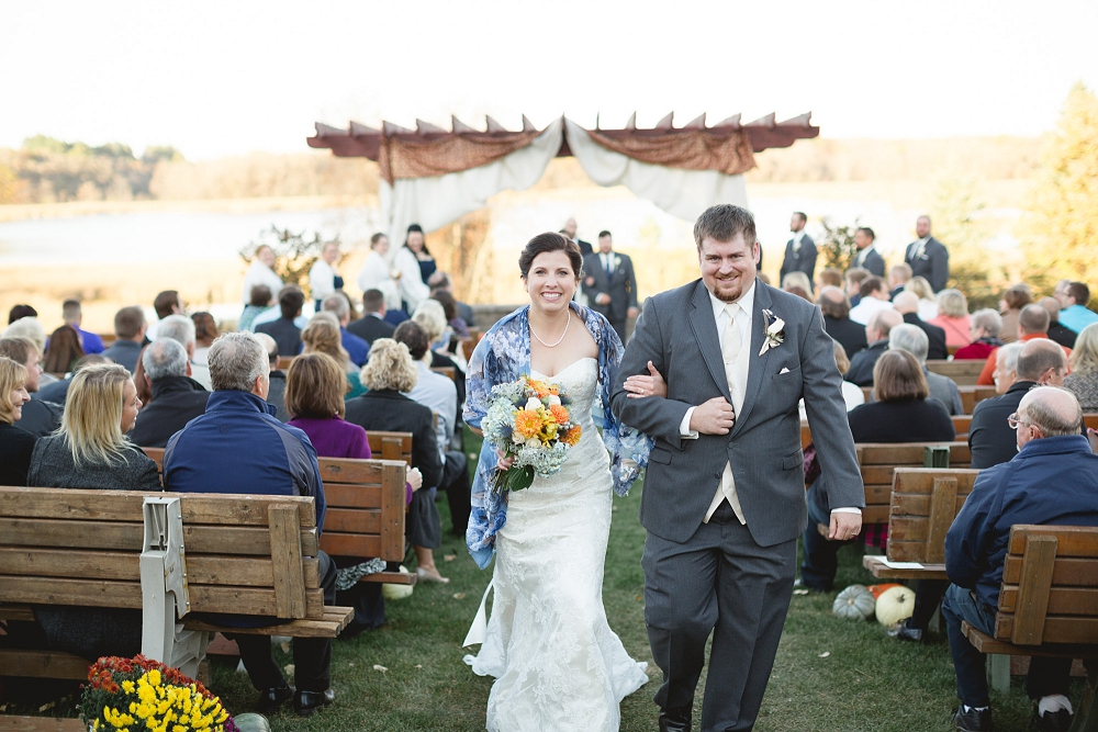 Rochelle Louise Photography, outdoor fall wedding, outdoor wedding, fall wedding, Minneapolis wedding photographer, wedding photographer