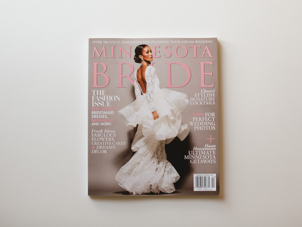 featured in MN Bride, wedding feature, Minneapolis wedding photographer, Rochelle Louise Photography