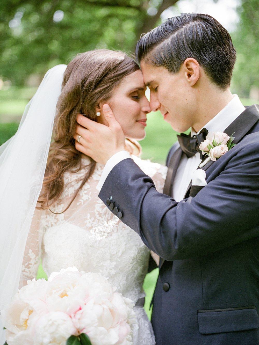 Brooke & Brock     James J. Hill Library Wedding