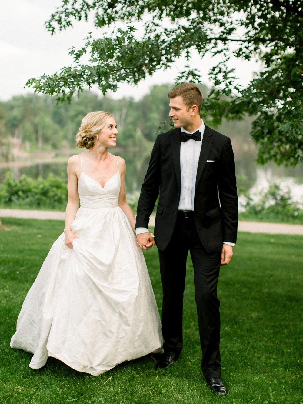 Alyssa & Kyle     Northern Wisconsin Wedding