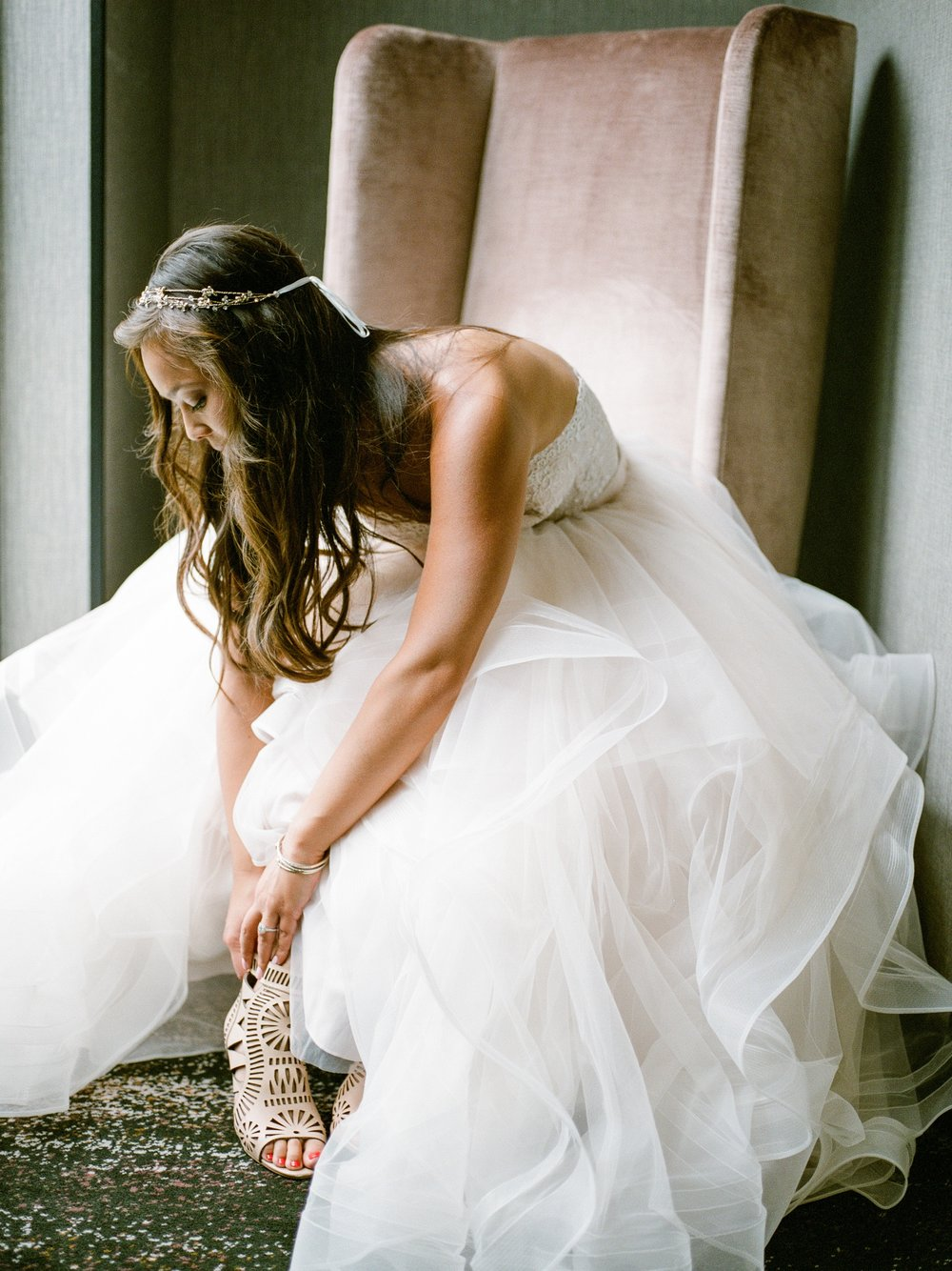 Andrea & Dan     Aria Wedding