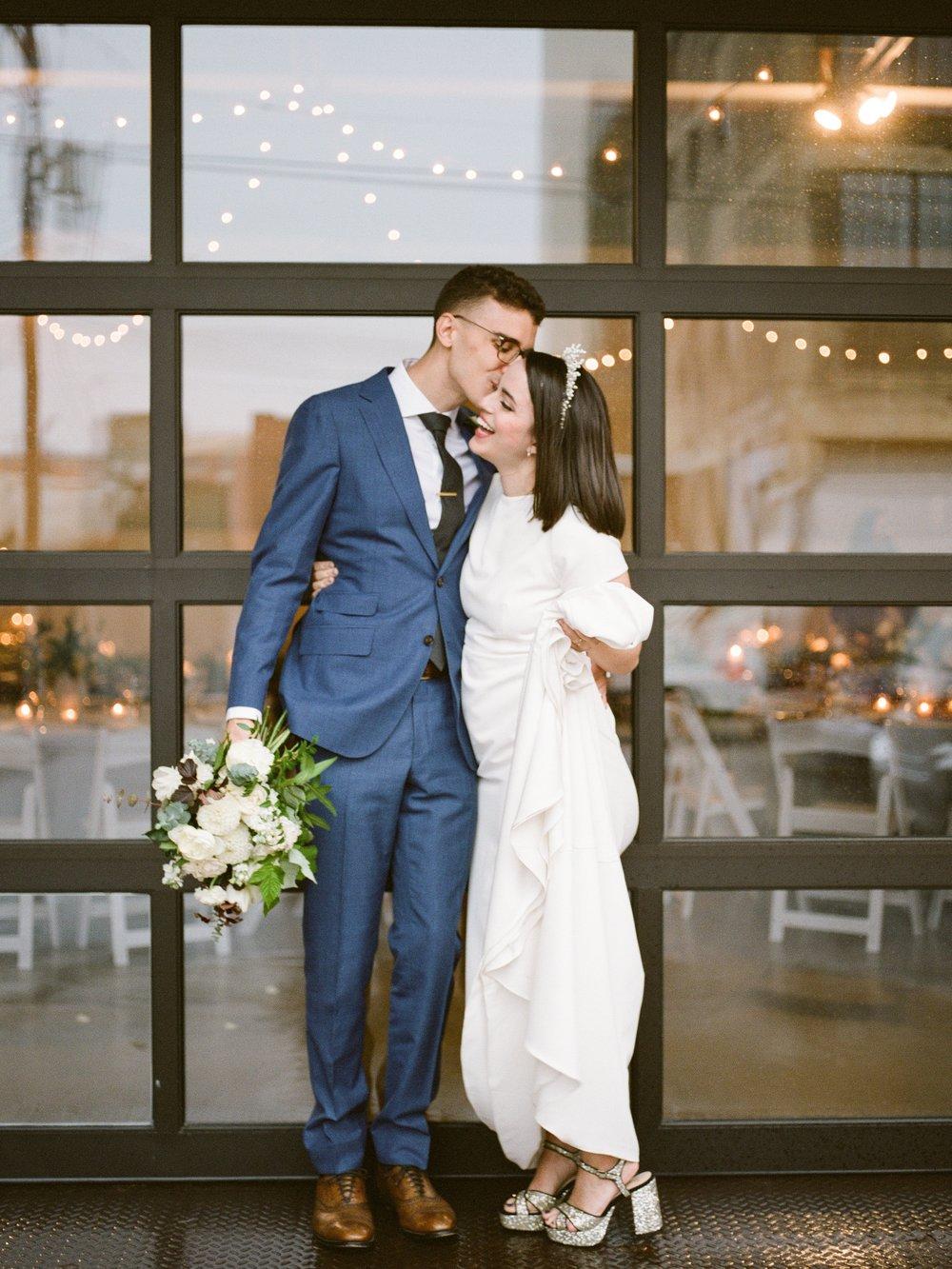 Jessica & Sam     514 Event Studios Wedding