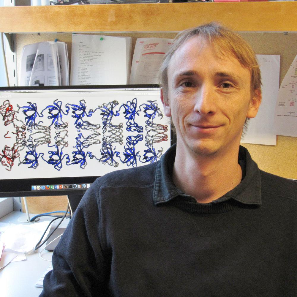 NICOLAS COUDRAY, EM Scientist