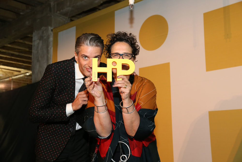 Interior Designs HiP Awards And Giants Celebration At NeoCon