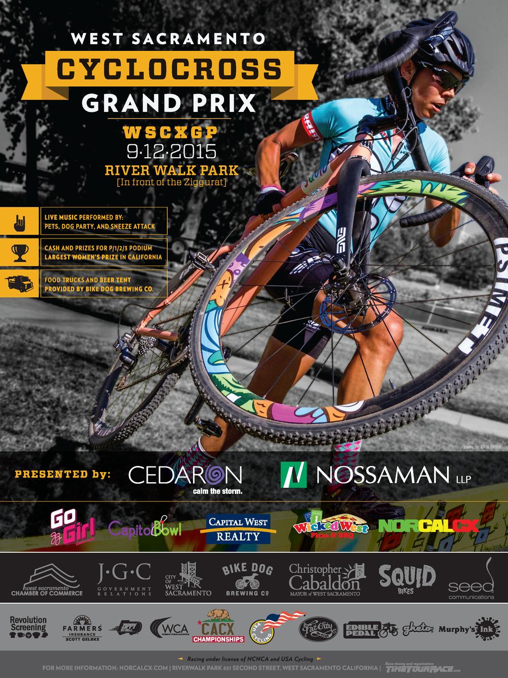 2015 WSCXGP Poster