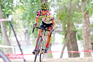 SACRAMENTO NEWS & REVIEW:  Emily Kachorek, Cyclocross Champion 9/15/16