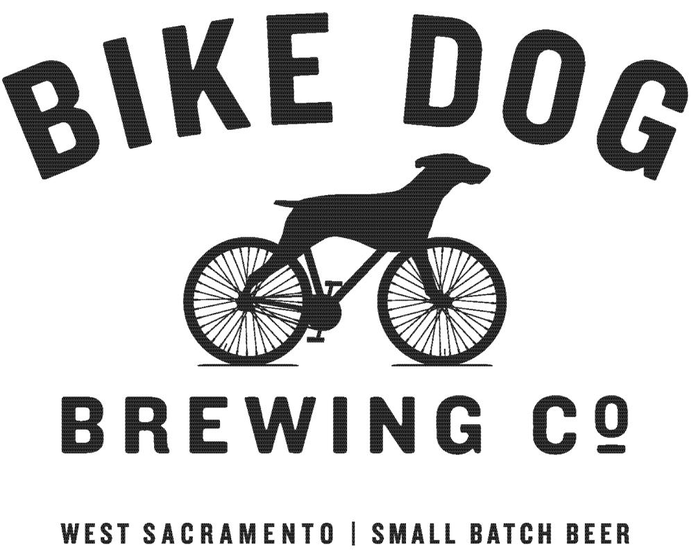 Bike Dog Logo with Dog-Small Batch Beer OL Black.png