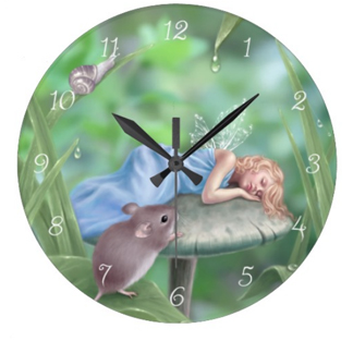 Wall Clocks (2 styles)