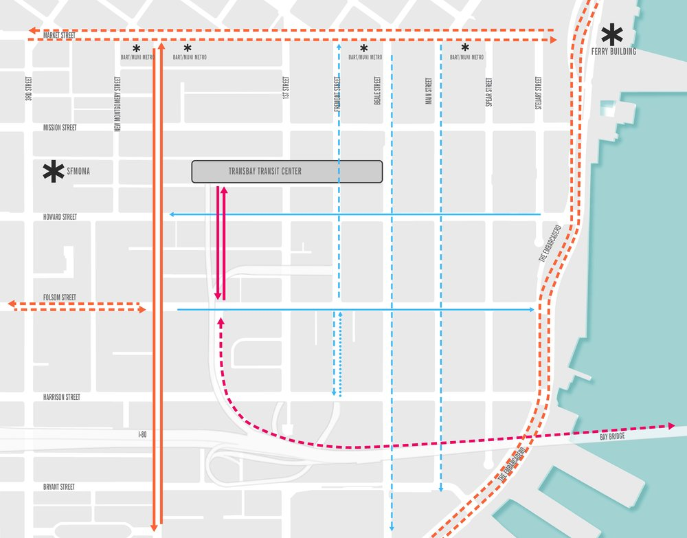 2012 Proposed Bike Routes