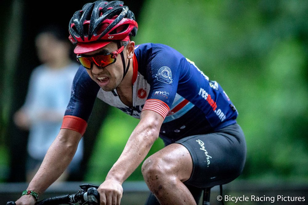 Thomas Shi - Thomas is an avid cyclist and has been a regular on the NYCC R/D Attack! rides, but started racing in the 2018 season. He was introduced to the team through Alex Sun, a co-founder of the team, and looks forward to contributing to the team's success.