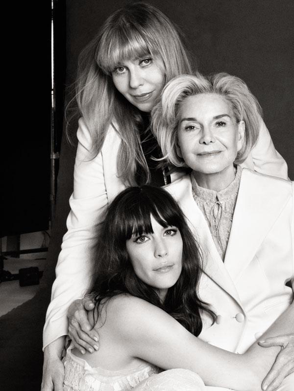 Photo by Victor Demarchelier for Harper's Bazaar May, 2012