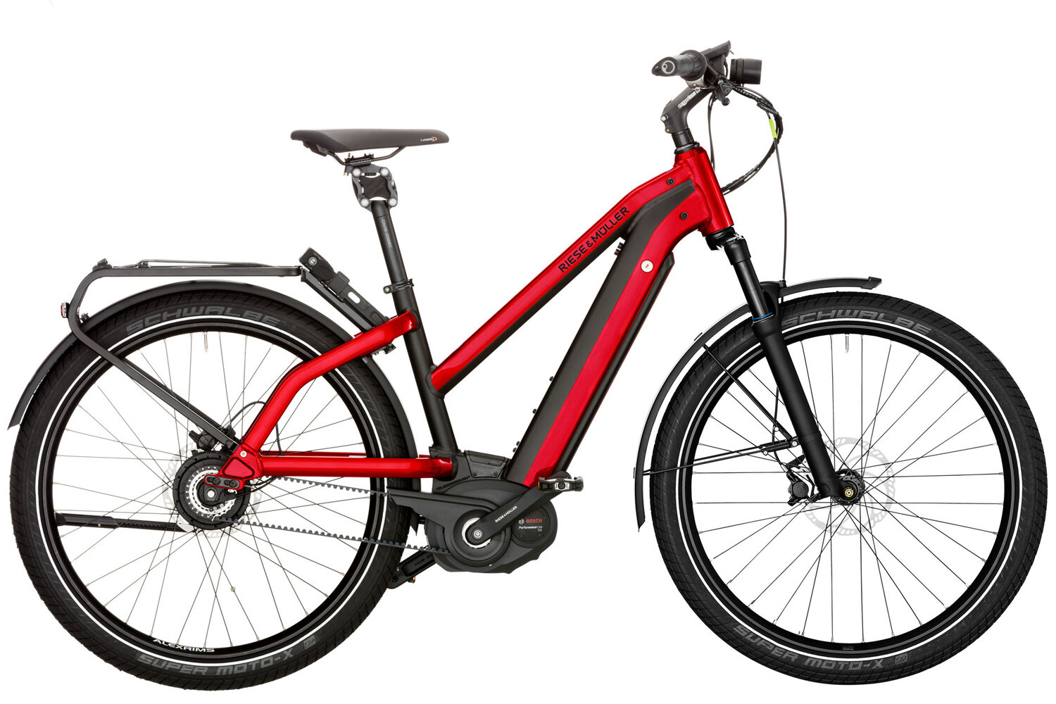 2020 Riese Muller Charger Christchurch Electric Bicycles