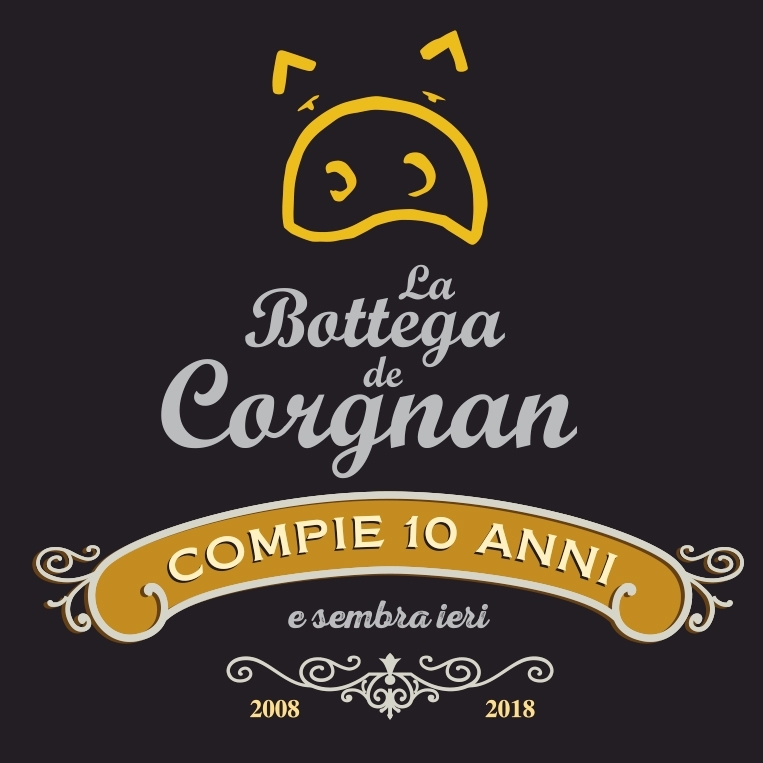 Accomodatevi alla Bottega de Corgnan