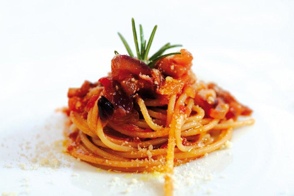 """Spaghetti """"alla poveraccia"""""""