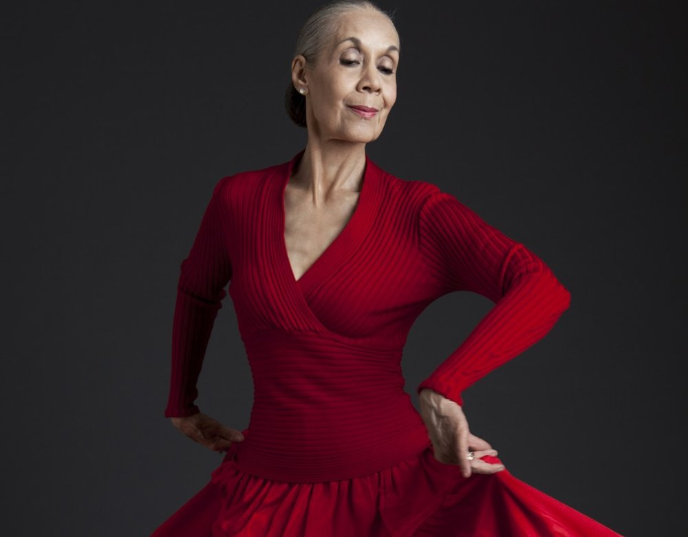 Carmen de Lavallade photo by Julieta Cervantes