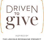 Driven to Give logo
