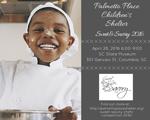 Sweet & Savory Save the Date