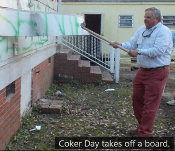 coker demo