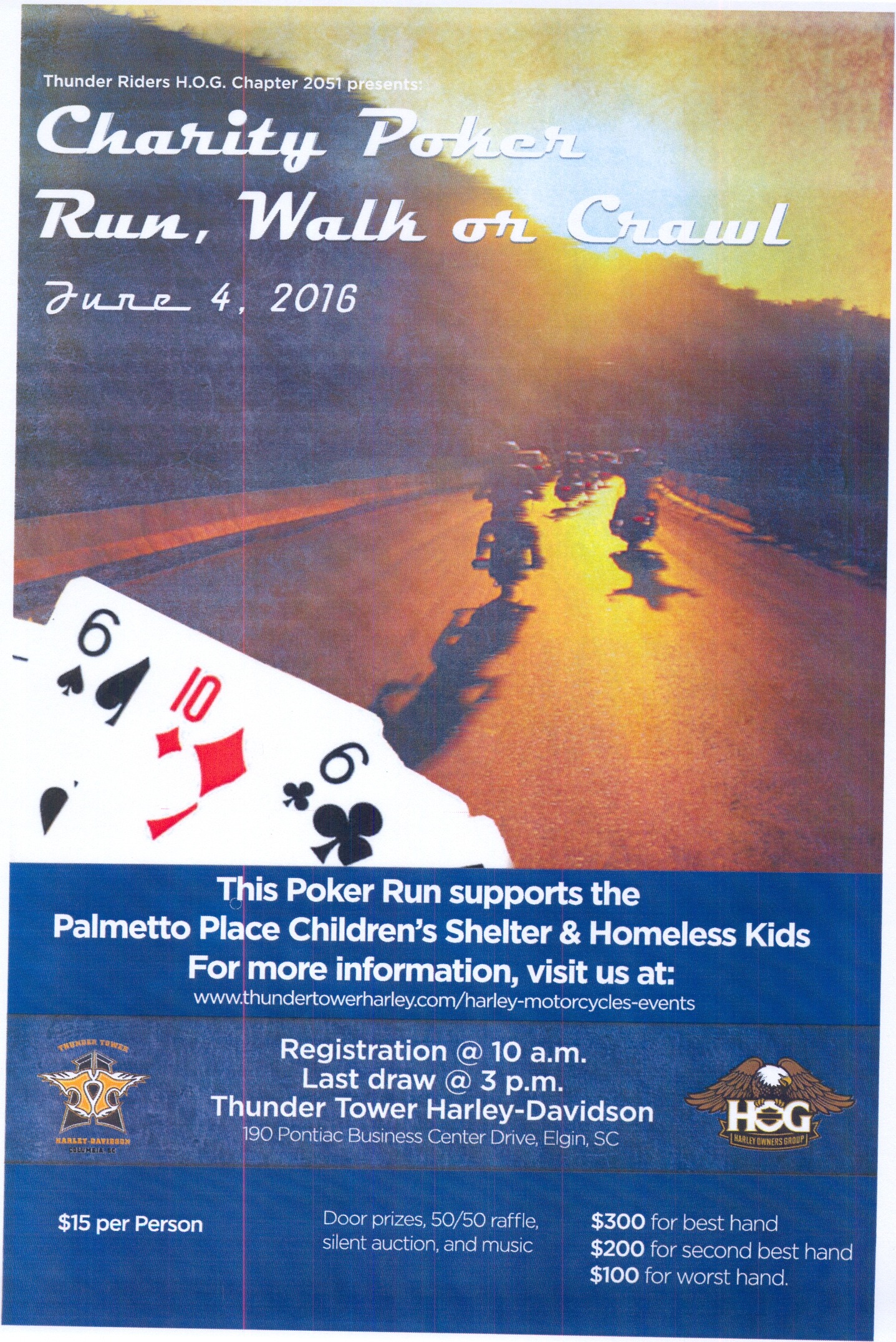 2016 Poker Run, Walk or Crawl0001