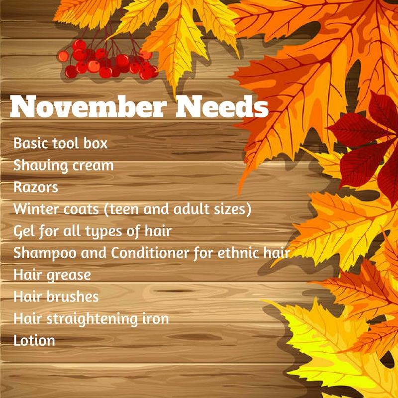 november-needs