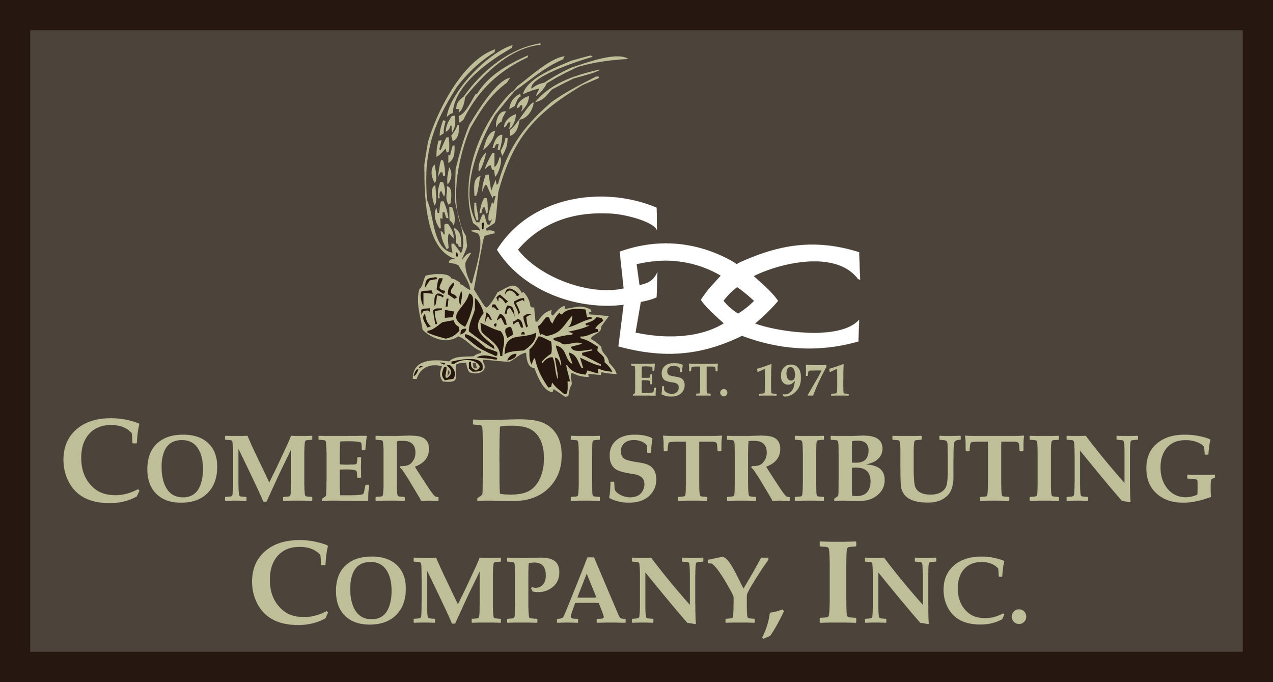 Comer Distributing Logo