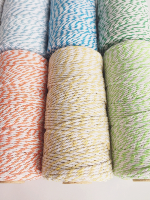 Baker's Twine from White and Fig