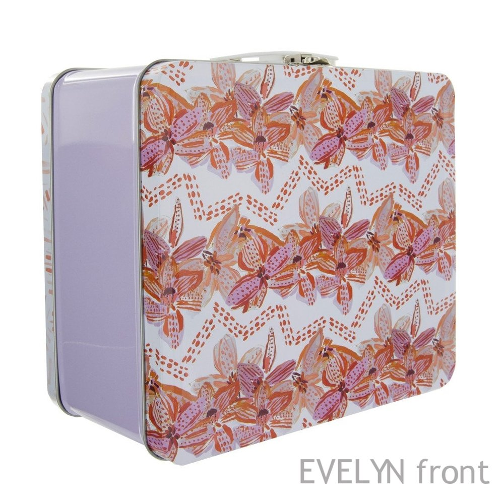 Evelyn lunchbox from White and FIg