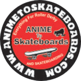 Anime to Skateboards