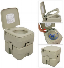 Palm Springs - Portable toilet  Price: $55.00