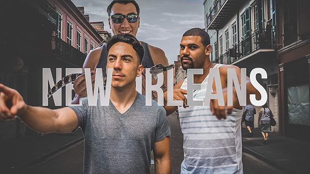 I call these the Lost vlogs since it was footage I had just hibernating waiting to be made into a juicy video. My adventure shooting in New Orleans and behind the scenes of shooting last music video. Enjoy! Link in Bio! #vlog #neworleans #shootingmusicvideo