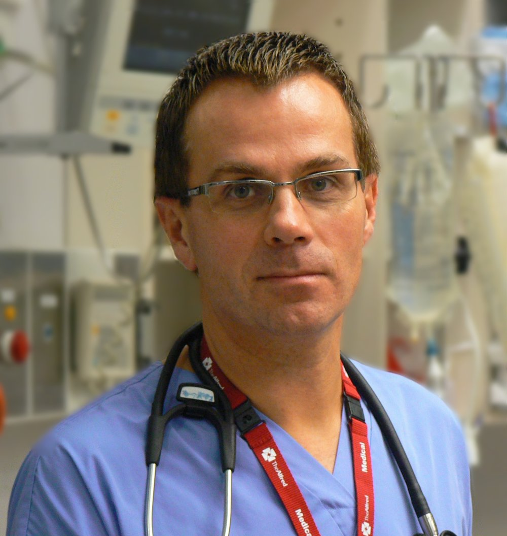 De Villiers Smit<a href=/de-villiers-smit>→</a><strong>Director, Emergency & Trauma Centre, The Alfred</strong>