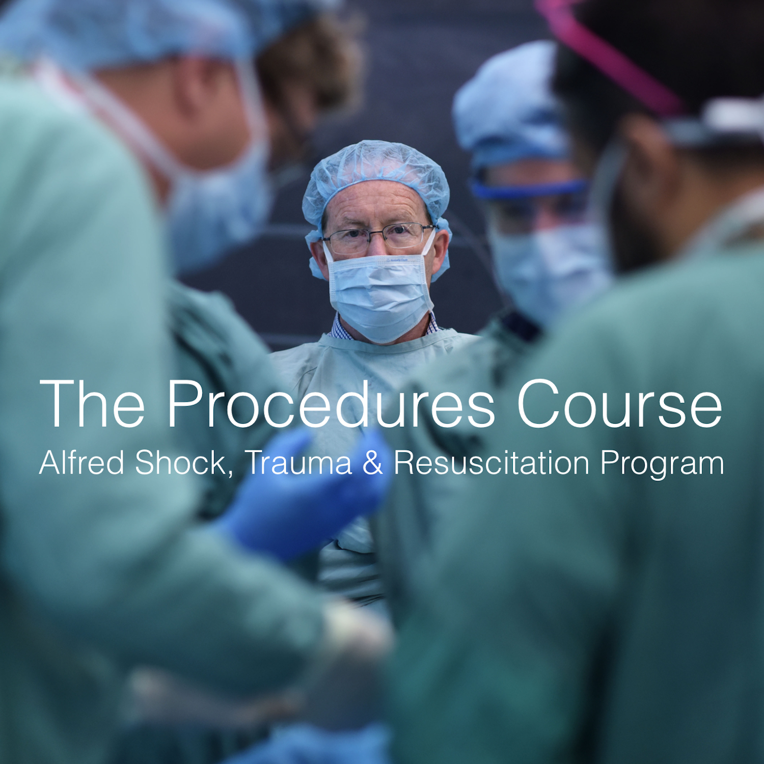 The Procedures Course Podcast