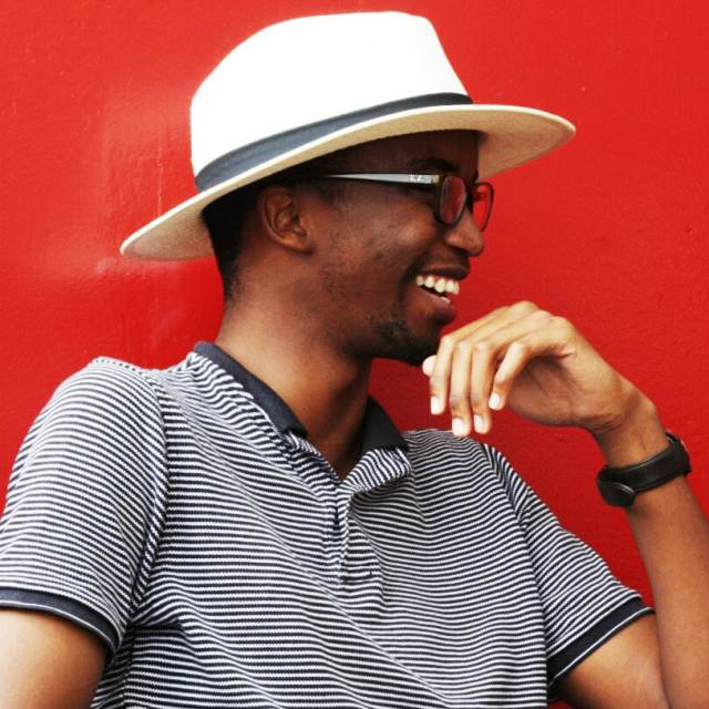 Zwakele Mbanjwa  Copywriter Johannesburg