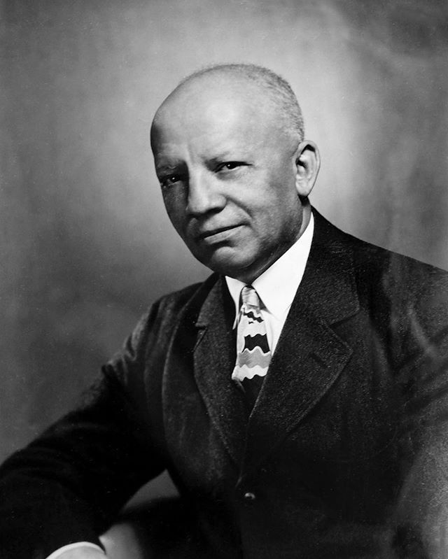 """As we begin our first book to #readblackwords in February 2018, whose words are more fitting than """"the father of black history"""" - Carter G. Woodson? He is credited with the launch of """"Negro History Week"""" which was the prologue to Black History Month.  We will be reading his classic """"The Mis-Education of The Negro"""", not to be confused with another classic which should also be enjoyed by all, 'The Miseducation of Lauryn Hill"""". The book can purchased on Amazon as a physical book, Kindle, or as an audiobook. Your local public library may also have a copy. #readblackwords  So very excited to kick things off once again!"""
